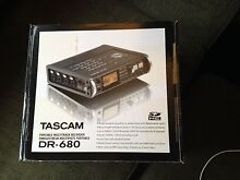 TASCAM DR-680 - BNIB - 8 track field recorder Brunswick East Moreland Area Preview