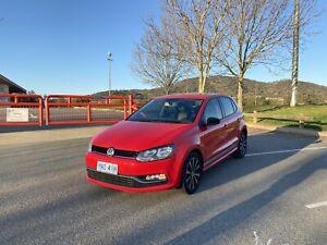 2016 Volkswagen Polo 81 Tsi Manual