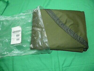 Brand New Genuine British army issue olive green MVP Goretex Bivi Bag in bag