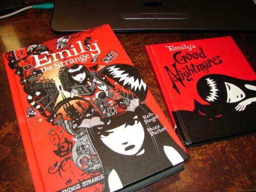 COMPLETE EMILY THE STRANGE BOOK
