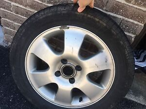 2001 ford focus winter tires