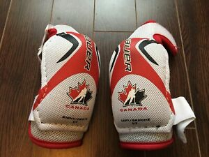 Youth Bauer Elbow pads
