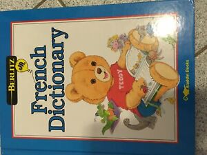 Jr French Dictionary