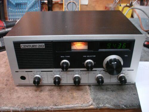 CENTURY- 21D COMMUNICATIONS RECEIVER-BARLOW WADLEY