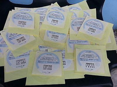 Original JDM  Parking Sticker CAR PARK Japan Stickers (never use)