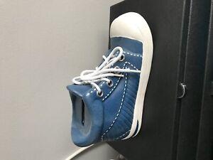 Shoe piggy bank