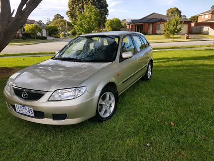 Mazda  2003 auto  EXCELLENT condition  12 mots rego  and RWC