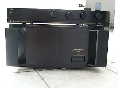 Nakamichi Amplifier Stasis PA-7, CA-5A , vintage audio , hi end audio on Rummage