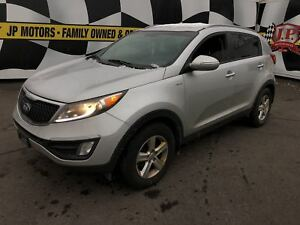 2015 Kia Sportage LX, Automatic, Heated Seats, AWD,