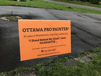 OTTAWA PRO PAINTER® ☎️613 325 4287 - BOOKING FOR THIS WEEK