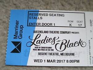 The Ladies in Black tickets for Sale Ashwood Monash Area Preview