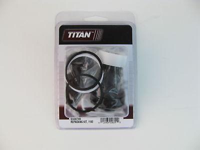 Titan 0558740 Airless Paint Sprayer Repacking Kit For 1140 Oem