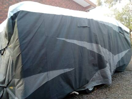 Caravan Cover 22 ft New Monash Tuggeranong Preview