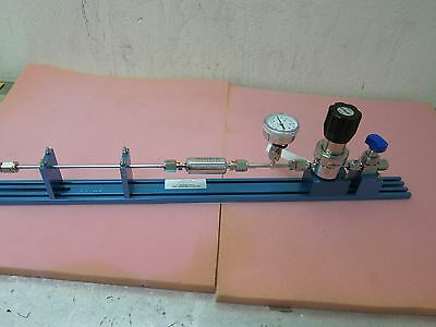 Kinetics Gas stick APTECH AP1010SM Regulator Swagelok 6LVV, Millipore, Pall, 923