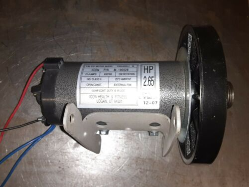 Icon 2.65HP  proform golds gym, nordictrack  Treadmill Motor  M-190528