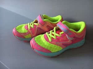 Great condition ASICS girls running shoes size 11