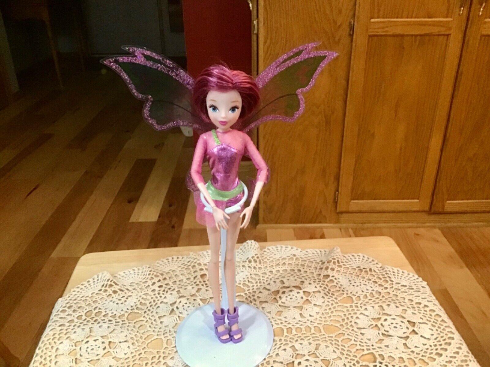 Rare Winx Club Tecna Doll - $39.99