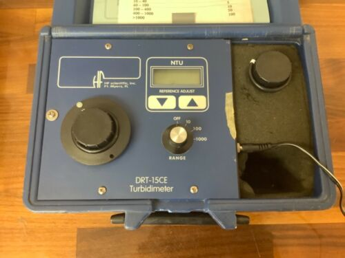 HF Scientific DRT-15CE Portable Turbidimeter for Turbidity Testing