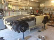 Austin Healey Sprite  Buff Point Wyong Area Preview
