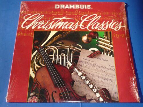 "DRAMBUI LIQUEUR ADVERTISING - ""CHRISTMAS CLASSICS"" - SEALED RECORD ALBUM"