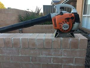 Stihl B56 petrol blower Flinders Shellharbour Area Preview