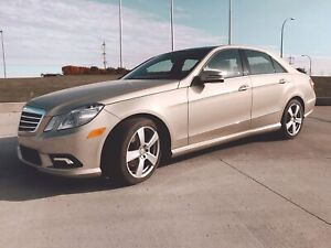 2010 Mercedes-Benz E350 4Matic | ONLY 60,000 KM | NO ACCIDENTS