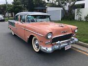 1955 Belair, Chevrolet sedan Bundall Gold Coast City Preview