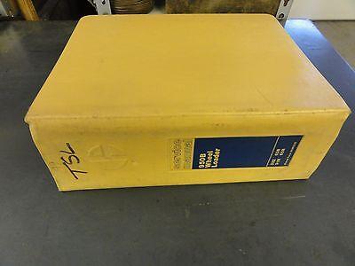 Caterpillar 950b Wheel Loader Service Manual 22z 31r 63r 65r