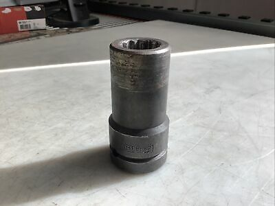 Wright 8982 Impact Socket 1in 12-point