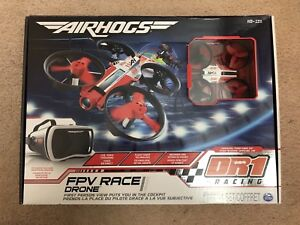 AirHogs DR1 FPV Race Drone by SpinMaster