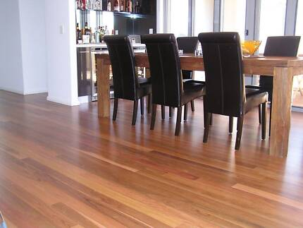 Solid Timber Flooring - Blackbutt, Spotted Gum, Ironbark, Bluegum