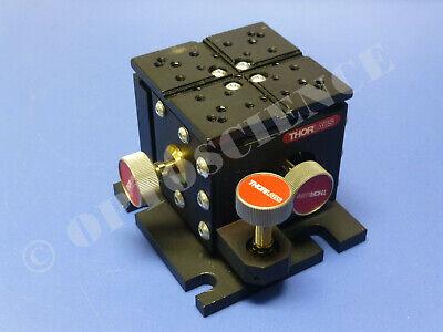 Thorlabs Mbt602 Microblock Xyz Flexure Stage