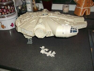 Star Wars Vintage Millenium Falcon Kenner 1980s Spares or Repairs.