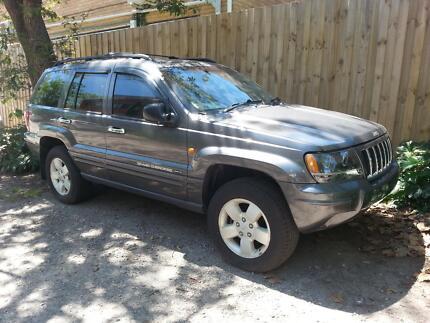 2004 Jeep Grand Cherokee Wagon
