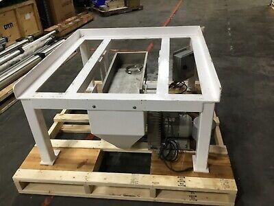 Eriez 36c Vibrating Feeder Vibrator Shaker Loader Table N12gs-115 2bk
