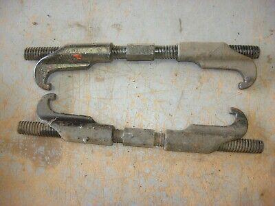 1 Pair Military Track Jack Bull Dozer Excavator Track Tool Track Tool