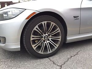 "17"" BMW M-Package Rims"