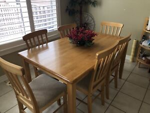 Beautiful kitchen DINING table