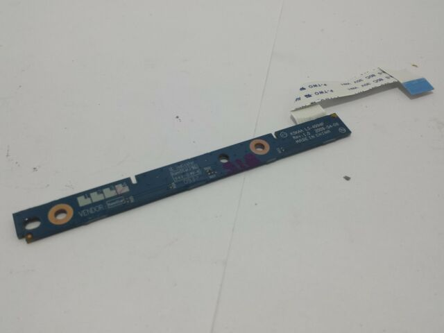 TOSHIBA A500-15N LED BOARD AND CABLE LS-4994P  -818