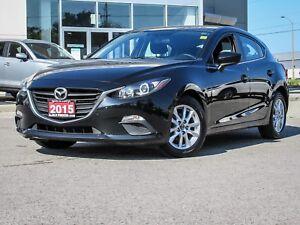 2015 Mazda3 GS Sport hatchback Skyactiv Automatic