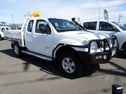 2009 Nissan Navara King Cab Tray Traralgon East Latrobe Valley Preview