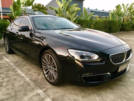 MY13 BMW 640i Gran Coupe 4dr FREE BMW SERVICING, LOW KMs, 1 OWNER Gaven Gold Coast City Preview