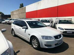 2012 Holden Commodore VE SERIES 2 OMEGA Automatic Wagon Lilydale Yarra Ranges Preview