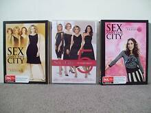 Sex and the City - Complete DVD Seasons 4, 5, & 6 - 10 Discs Blakeview Playford Area Preview