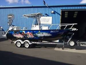Ramco Sports Fisher 6.5m Centre console, 150hp 4st Yamaha Penrith Penrith Area Preview