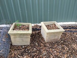 Sandstone planter Paracombe Adelaide Hills Preview