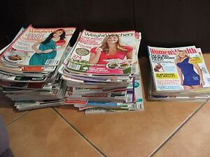 Magazines - Weight Watcher and Womens Health Durack Palmerston Area Preview