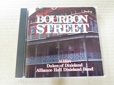 V/A - Best Of Bourbon Street - CD Album  - Al Hirt/Dukes Of