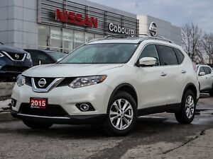 2015 Nissan Rogue SV 7 Passenger w Navi  FREE Delivery