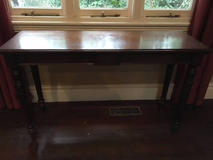 Late Victorian serving table